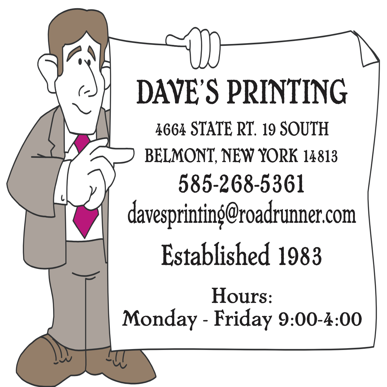Dave's Printing
