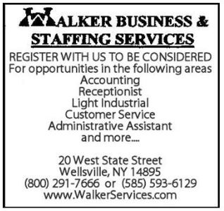 Walker Business and Staffing Services